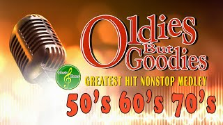 50's 60's & 70's Greatest Hits Oldies But Goodies   Nonstop Oldies But Goodies Songs Medley