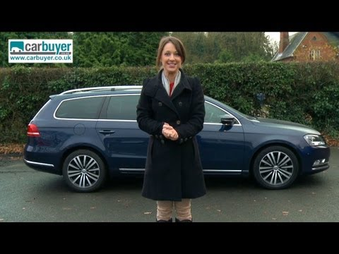 Volkswagen Passat Estate review - CarBuyer