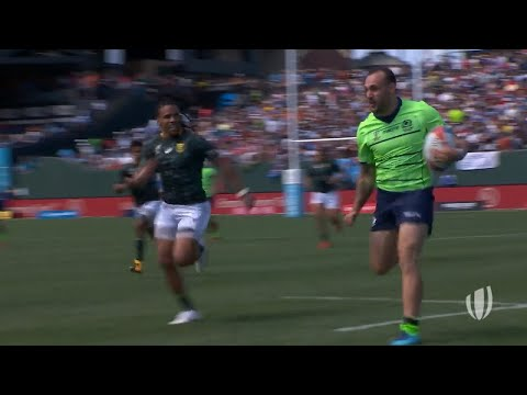 Best Tries Of The Men's Rugby World Cup Sevens Tries