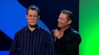 Paul  Zerdin Ventriloquist at  Comedy Rocks With Jason .Manford - FUNNY -