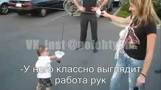 #пофехтуем18 мес ФЕХТОВАЛЬЩИК на САБЛЕ с субтитрами| #gofence 18 m.o. FENCER with SABRE