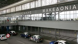 From Thessaloniki's International Airport to Thessaloniki's Railway Station. The route(Αεροδρόμιο Κέντρο (Εγνατία) Σιδηροδρομικός Σταθμός, η διαδρομή. The route: From Thessaloniki's International Airport, downtown (Egnatia)..., 2016-06-20T17:11:23.000Z)
