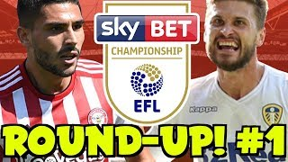 THE CHAMPIONSHIP ROUND-UP! #1 LATE DRAMA, GOALS & A BOILER MASCOT?!