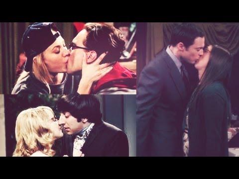 The Big Bang Theory Couples - Breathless