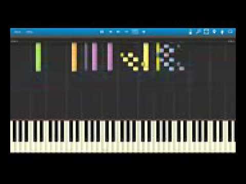 Doraemon OST   No Uta   MIDI Special Synthesia