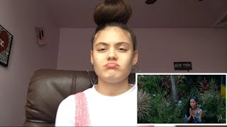 REACTION: None of your concern by Jhené Aiko ft. Big Sean