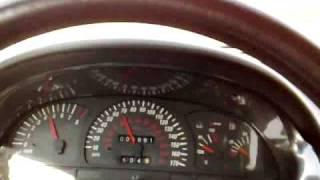 Astra Cabrio c20let 3.gang 35-90 mph