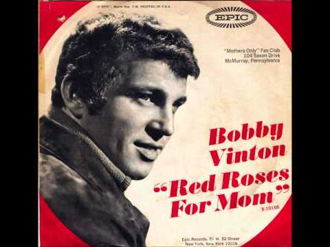 Bobby Vinton Red Roses For Mom