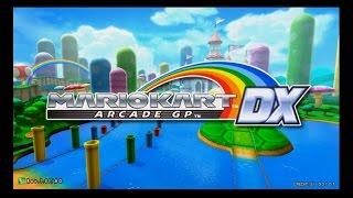 MARIOKART ARCADE GP DX  (GameTrailer)