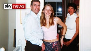 Prince Andrew Accuser Virginia Roberts Giuffre Says He 'sweated Like Rain'