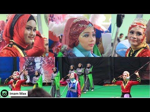 Display Drumband MTS Negeri Tuban - TOMC II 2017