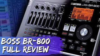 Boss BR-800 Review