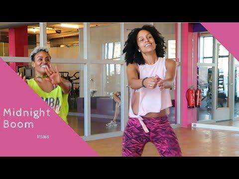 Midnight Boom - Ir-sais | Sistah Moves choreography | Zumba | Baile
