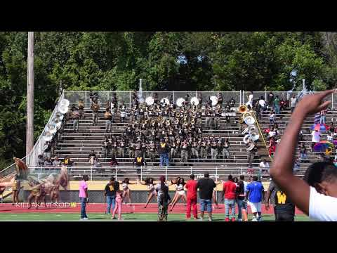 Whitehaven High School Marching Band - What They Want - 2017