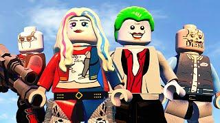 ОТРЯД САМОУБИЙЦ в LEGO Marvel's Avengers!