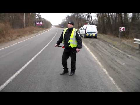 Заради Марини Порошенко під Шепетівкою перекрили дорогу
