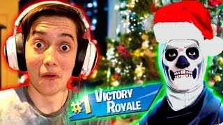 CHRISTMAS Skull Trooper in Fortnite! Dan D - *LIVE*