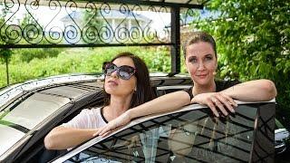 Елена Темникова ездит на новом S-Классе Mercedes-Benz