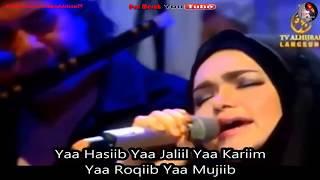 Subhanallah...Jom Dengar...Merdu Sungguh Nasyid Asma ul Husna (99 Nama Allah) Siti Nurhaliza Nie...