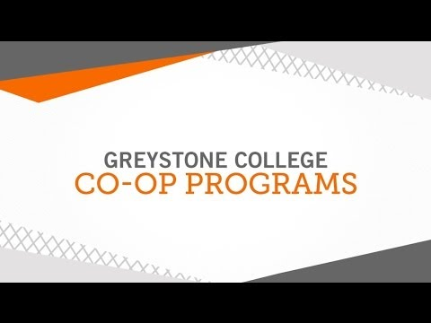 Co-op Programs at Greystone College