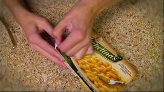 Random Food Unwrapped: Michelina's Macaroni And Cheese