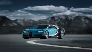 La Bugatti Chiron : moteur W16 1500 ch, 420 kmh, 0 à 100 kmh en 2 5 s,  2 4 millions d'euros