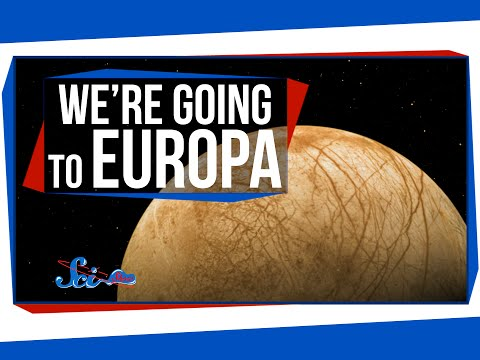 We're Going to Europa!