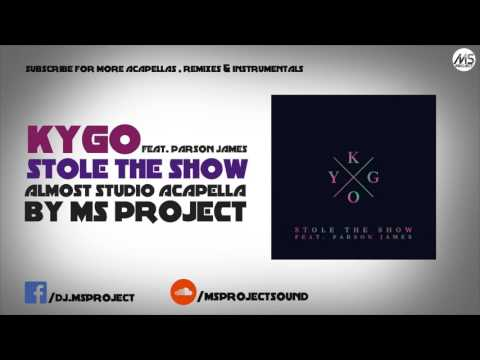 Kygo - Stole The Show ft  Parson James + DL Chords - Chordify