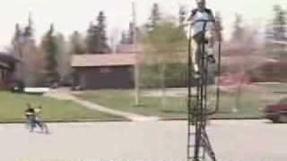 Atomic Zombie Extreme Machines SkyWalker tall bike