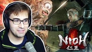 NIOH - O Início de Gameplay, no PS4 Pro, com Legendas em Português!