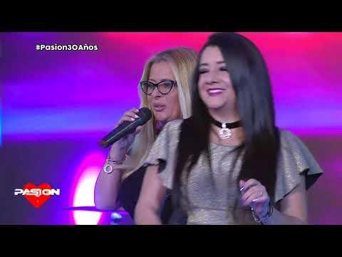 La mega sonora ft Karina Crucet en Pasion de Sabado 25 5 2019