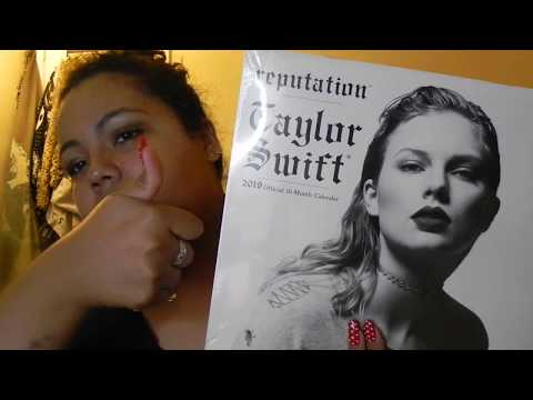 Reputatuion Merch Collection - Taylor Swift