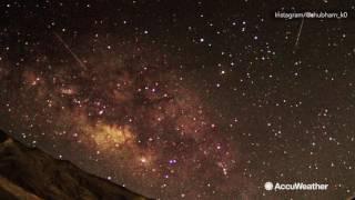 Delta Aquarid meteor shower to reach maximum peak tonight