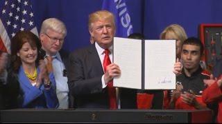 Трамп ужесточил правила выдачи рабочих виз в США