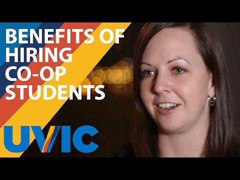 Co-op benefits employers
