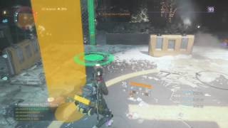 The Division: How to cut the rope solo......Like a ninja!