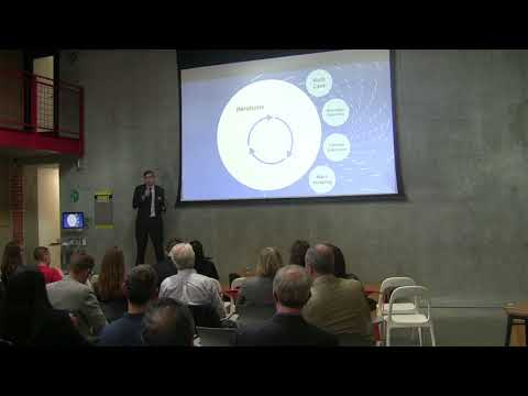 Matthew Stubenberg on Legal Aid Technology and Design at the Law + Design Summit