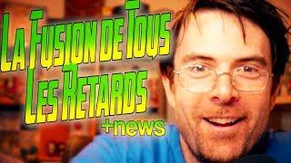 Mise à jour vidéo des 10 ans + News