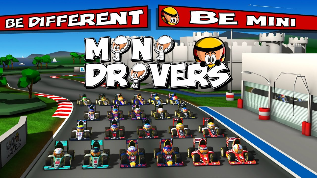 It's not only videos and comics: MiniDrivers is a big world, with merchandising, extra on the web site and a videogame avaiable for mobile and made my Ivanovich Games.