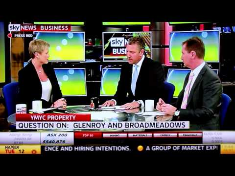 Robert Klaric - Sky News Business - Your Money, Your Call Property -Secrets of The Property Expert