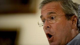Jeb Bush Has A New Strategy: Chest Bumping - Newsy