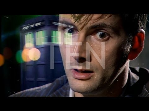 """The Doctor • """"We're all stories in the end."""""""