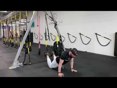 TRX Workout for Climbers Advanced