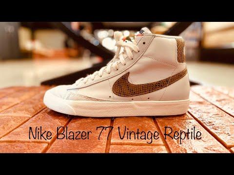 nike-blazer-reptilian-makeover--review-+-on-feet