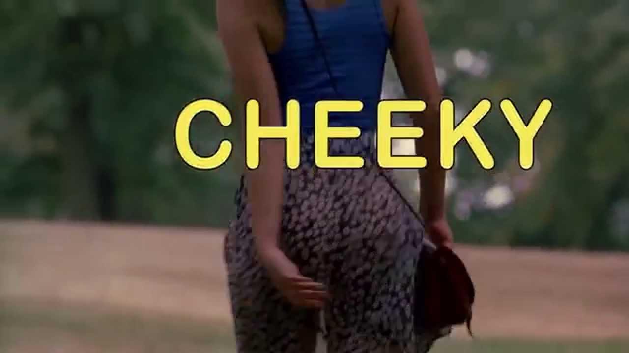 Cheeky - The Arrow Video Story