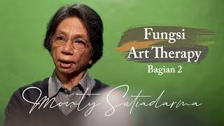 """Fungsi Art Therapy"" bagian 2 Monty Satiadarma | S1 E3"