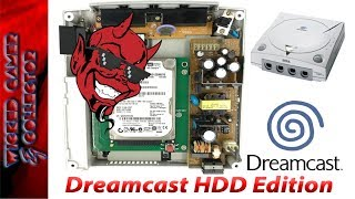 Sega Dreamcast HDD Edition from China is HERE !!