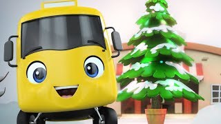 Buster's First Snowy Christmas! | Little Baby Bum's: Go Buster | Kids Songs & Nursery Rhymes