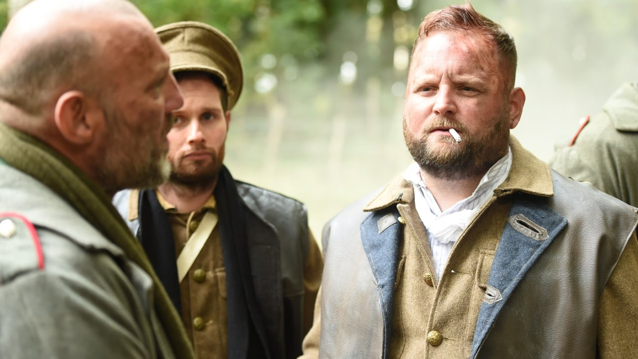 Drunk History Christmas.Drunk History Arron Crascall As A Soldier