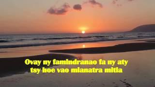 IANAO Karaoke - haJa - Miara